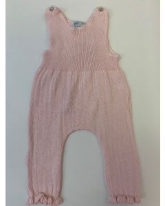 Strickoverall rosa 862903