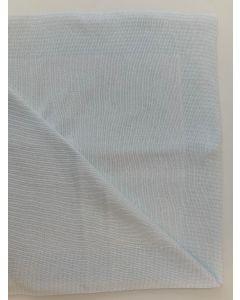 Strickdecke hellblau 762133