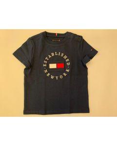 Shirt T blau KB0KB05718